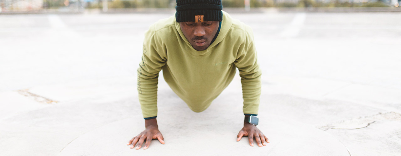 Week 5 hundred pushups challenge! - 100 pushups a day
